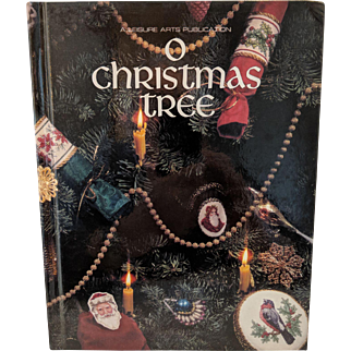 "Cross Stitch book ""O Christmas Tree"" by Leisure Arts"