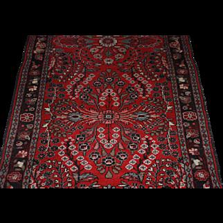 Vintage Persian Rug, Runner