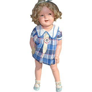 Shirley Temple, Flirty-Eye