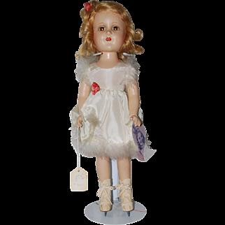 Vintage Sonja Henie Doll with Skates