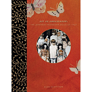Book on Japanese Friendship Dolls of 1927
