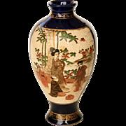 Small Satsuma Vase from the early 20th century