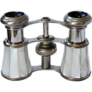 Mother of Pearl Opera Glasses - made in France