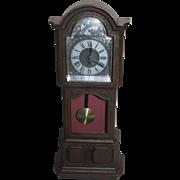 Sunbeam Table or Wall Mini Grandfather Clock