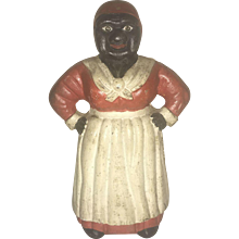 Hubley Mammy Coin Bank or Door Stop