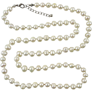 Freshwater Cultured Pearls Necklace