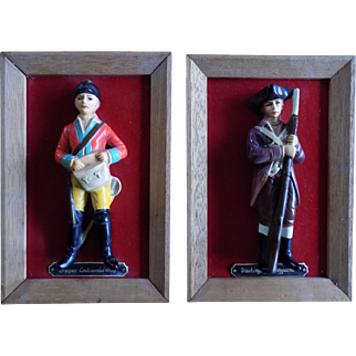 Royal Sealy Minutemen Set of Two