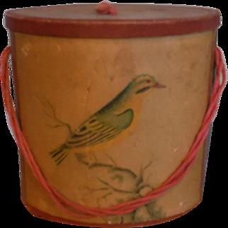Vintage Bird Box
