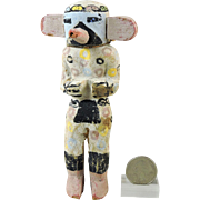Antique Hopi Indian Kachina Doll Carving