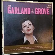 Judy Garland at the Grove Vinyl LP