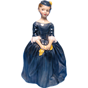 "Royal Doulton ""Cherie"" (Child) Figurine HN2341  Free Shipping"