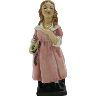 Royal Doulton Little Nell Dickens Figurine  Gift Boxed  Free Shipping