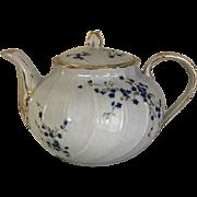 Limoges by Bernardaud Myosotis Tea Pot
