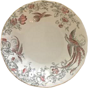 Vintage Royal Worcester Lakme Dessert/Fruit Dish