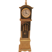 Miniature Clock, Bulova