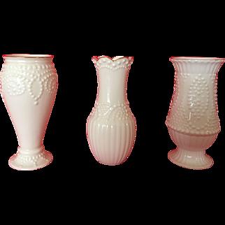 Lenox Bud Vases