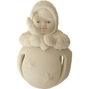 "Snowbabies Ornament, ""First Star Jinglebaby"", Retired"