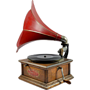 "Rare ""Standard"" Talking Machine-Gramophone,  model A, 1912, USA"