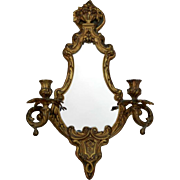Antique Mirror, Italy 1900s
