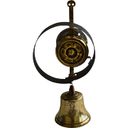 19th C. Victorian Brass Shop Bell