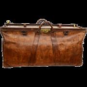 Vintage Gladstone Bag