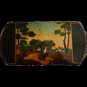 Georgian Cigar Case