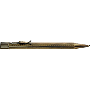 1900s Silver Mechanical Pencil, marked 900