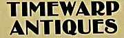 Timewarp Antiques logo