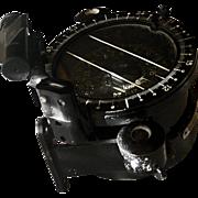 WWII Aeronautical Compas VION type H.A.83 Breveté SGDG - FRANCE