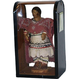 Ecuador Woman Doll