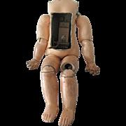 JUMEAU body for a bebe walker . 17 in. diplome d'honneur