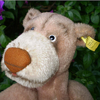 STEIFF BALOO bear from the jungle book
