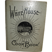 1923 Edition of The White House Cook Book