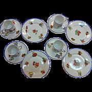 Rudoldstadt Tea Set