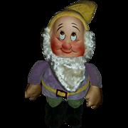 Snow White Bashful Dwarf made by R.G. Krueger