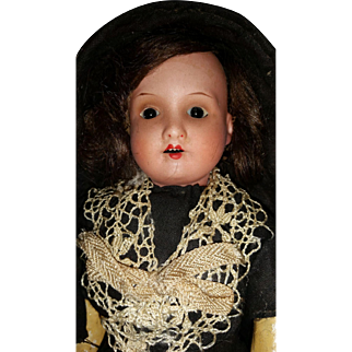 Beautiful BisqueArmand Marseille Ethnic Doll