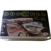 Very rare Testors Roswell model based on drawings forensically composed by William Louis McDonald - Free Shipping!!