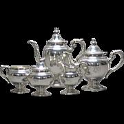 5-Piece Gorham Sterling Tea Service