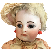Antique French bisque Early FG bebe