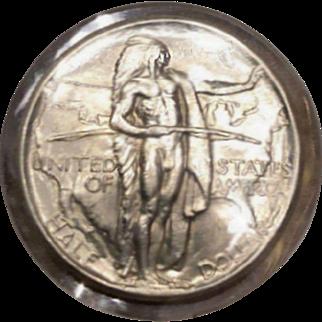 1926-P Commemorative Oregon Trail Silver Half Dollar