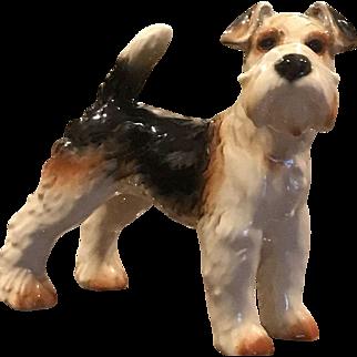 Goebel Fox Terrier