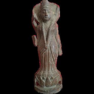 Very delicate Hindu deity, religious artifact