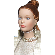Discontinued Tonner Tyler Wentworth and Tiny Kitty Collier Plus