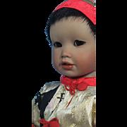 Trinh A Yolanda Bello Studio Doll from the 1980's