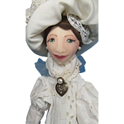 "Cloth Doll Artist ""Doll"""