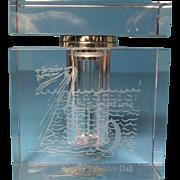 Salvador Dali Perfume Bottle