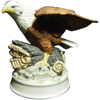 Mid Century American Bald Eagle from the Birds in Flight Collection Royal Heritage