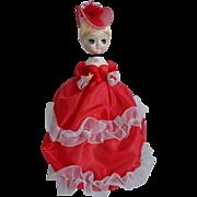 Vintage Blonde Victorian Princess Doll