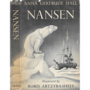 Nansen, by Anna Hall, illustrated by Boris Artzybasheff
