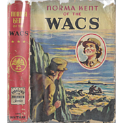 Norma Kent of the WACS by Roy J. Snell, 1943.